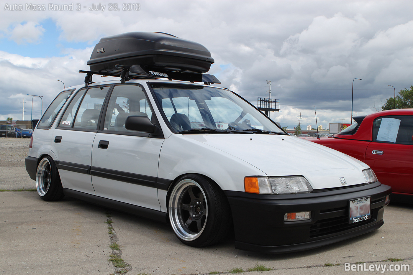 Lowered Honda Civic Wagon Benlevy Com