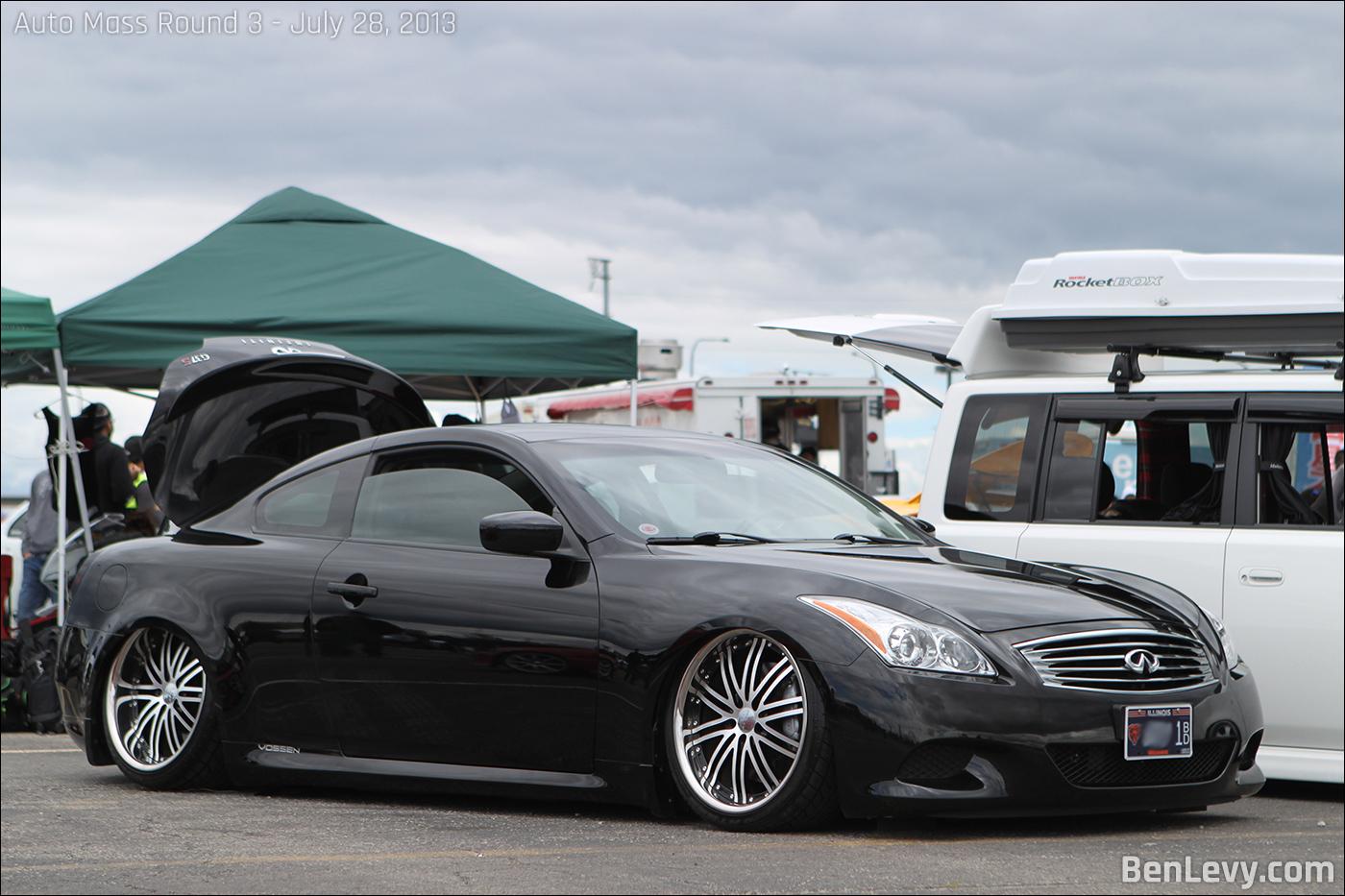 New Mercedes Benz >> Slammed Infiniti G37 coupe - BenLevy.com