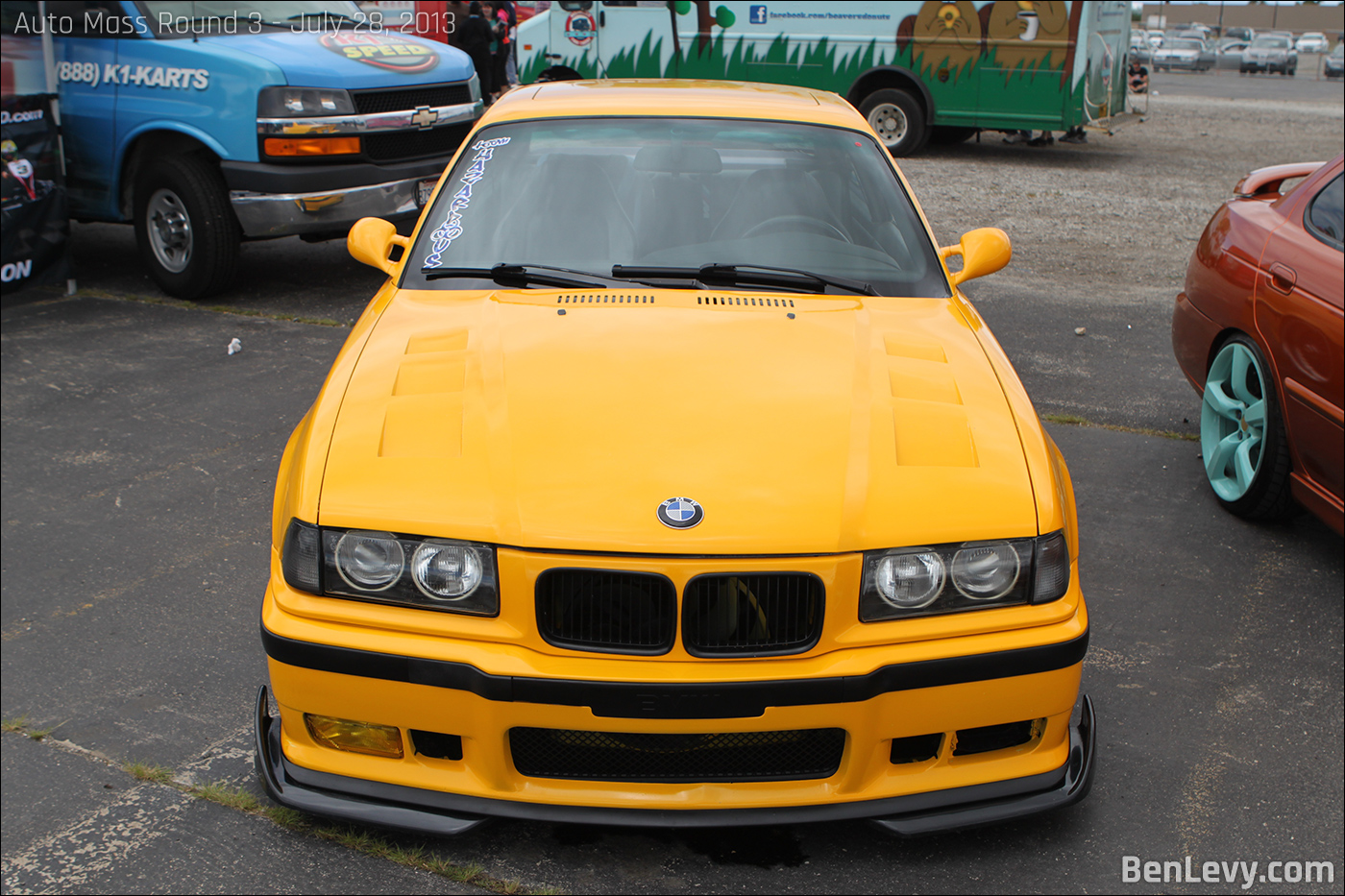 Yellow E36 Bmw M3 Benlevy Com