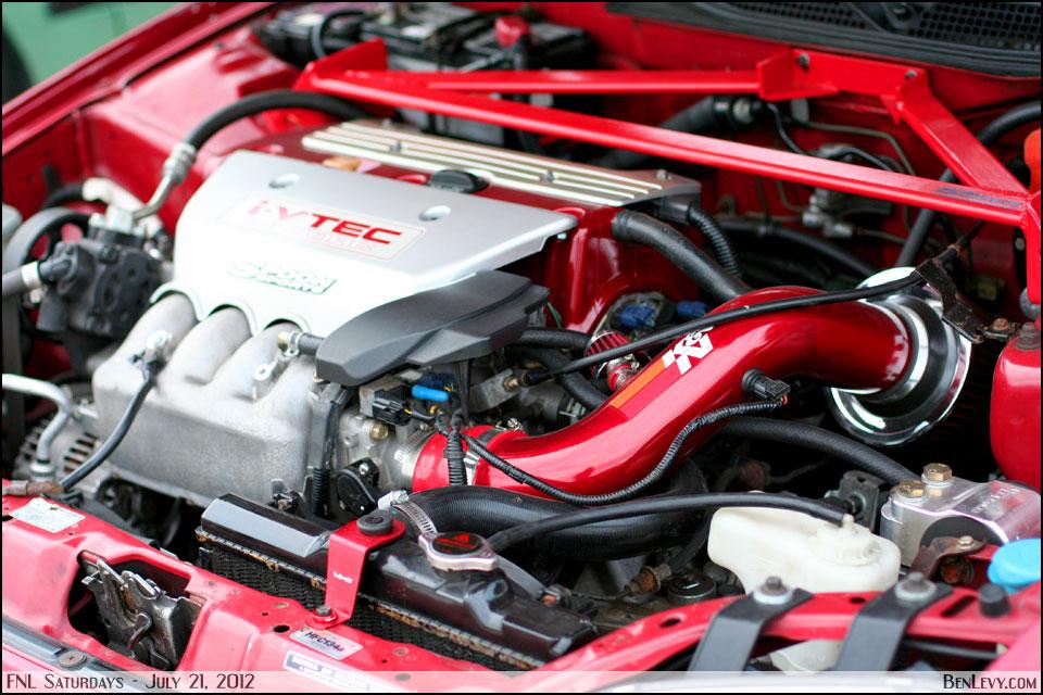 Honda K20 Engine - BenLevy.com