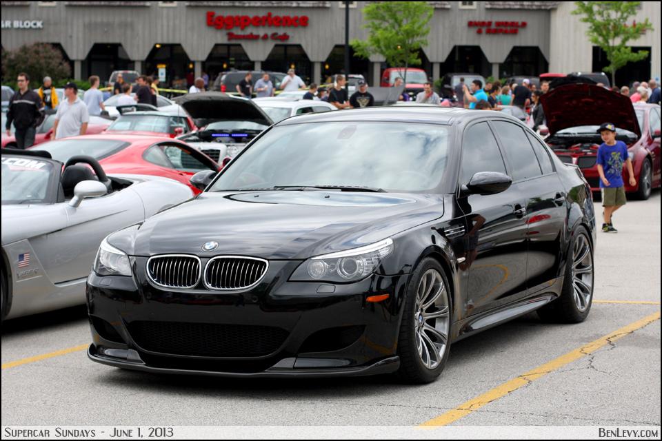 Black E60 Bmw M5 Benlevy Com