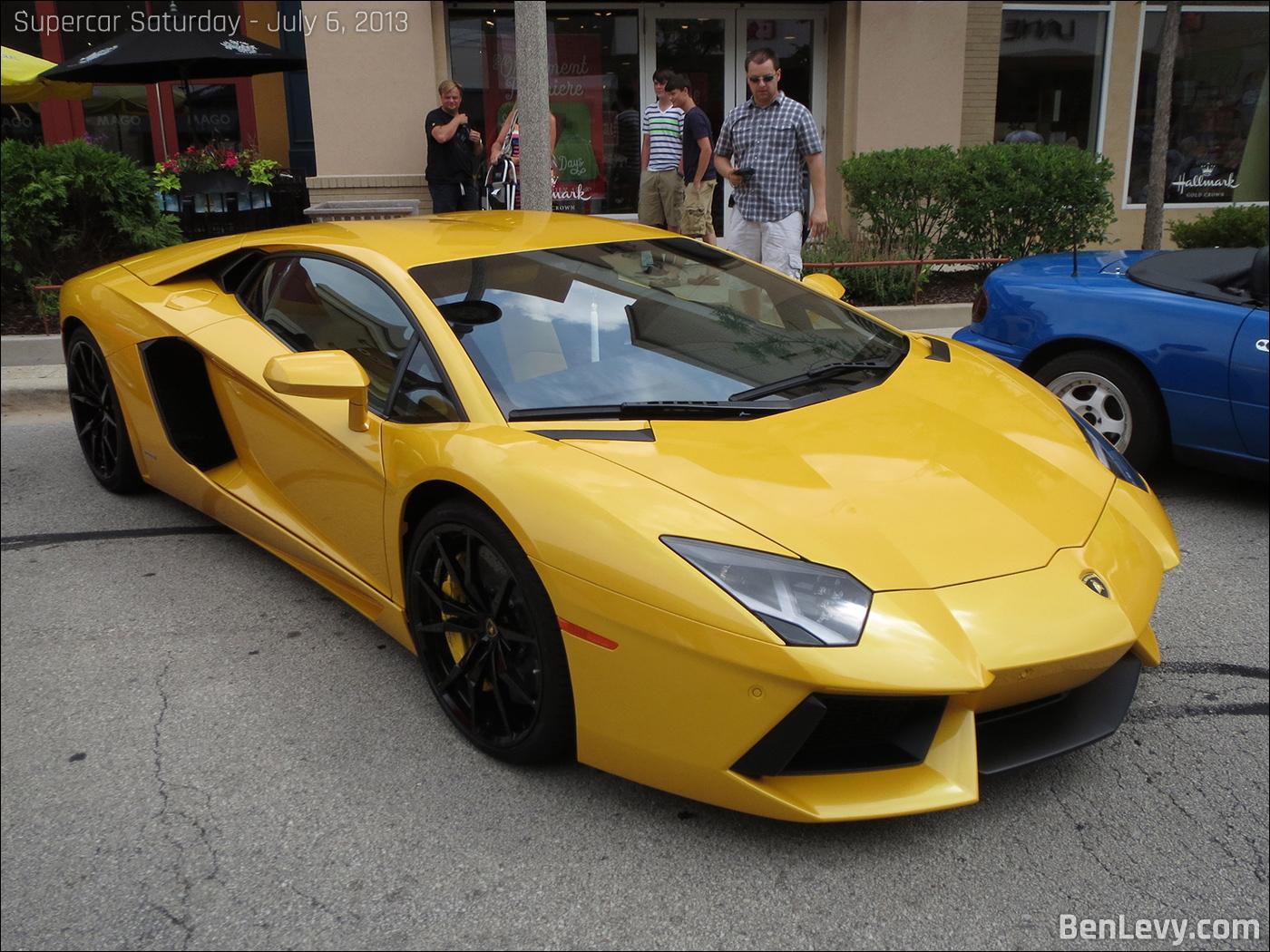 Lamborghini New Car