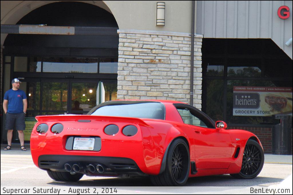 Modded C5 Corvette Z06 - BenLevy.com