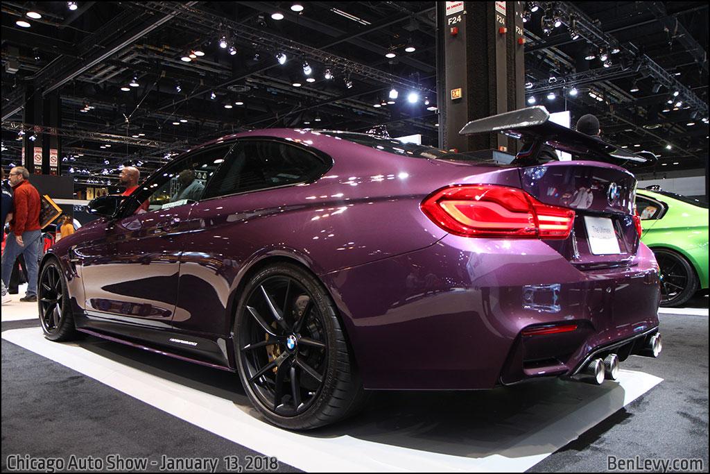 New Mercedes Benz >> Twilight Purple BMW M4 - BenLevy.com
