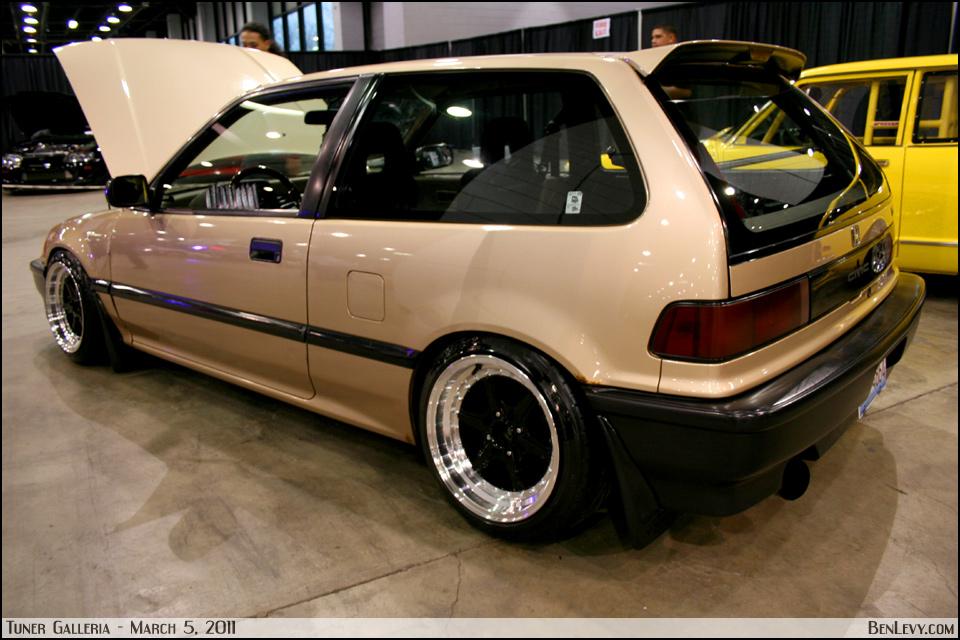 EF Honda Civic Hatchback - BenLevy.com